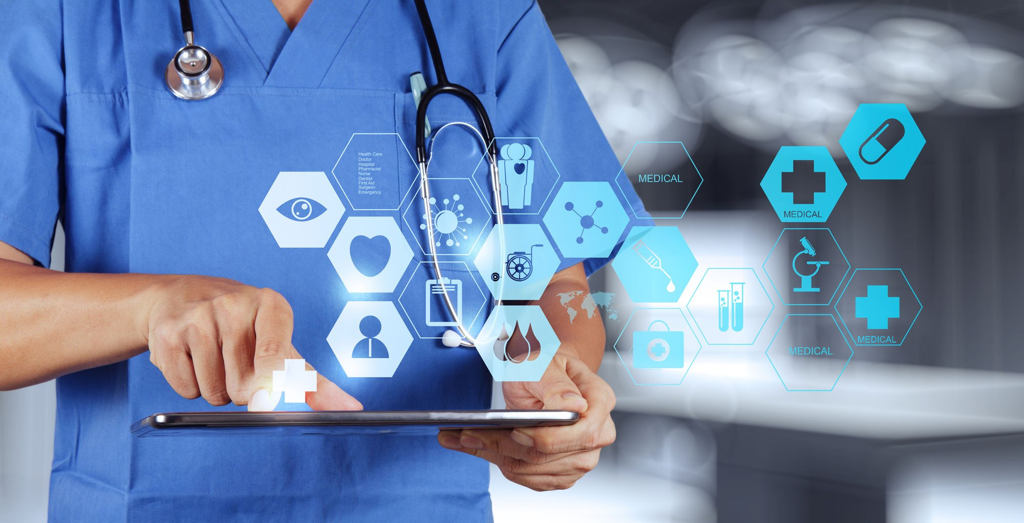 IOT in health sector